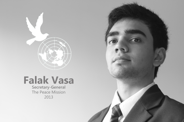 Falak Vasa, Secretary-General